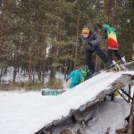 Рекородно высокое число участников посетили фестиваль сноубординга в Североуральске