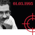 Вспоминая Влада Листьева. Сегодня 23-я годовщина убийства телеведущего