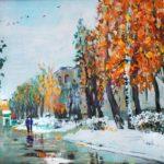 Североуральцев приглашают на встречу с краснотурьинской художницей Юлией Белоусовой