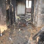 Осужден североуралец, подпаливший дом, в котором жили семеро его детей и супруга