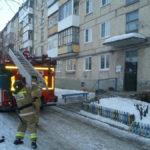 В Североуральске нетрезвый мужчина едва не угорел при возгорании