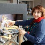 Уроженка Североуральска открывает выставку в Белгороде