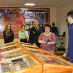 В музее отдела МВД Североуральска торжественно вручили паспорта