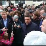 К мэру Волоколамска пришли с обыском. Он связал это с разрешениями на митинги против мусорного полигона