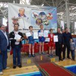 Юные самбисты привезли победы с регионального турнира