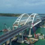 Автомобильное движение по Крымскому мосту откроется досрочно. Уже завтра
