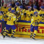 Сборная Швеции по хоккею стала чемпионом мира 2018 года