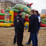 Майские выходные в Североуральске прошли без серьезных нарушений