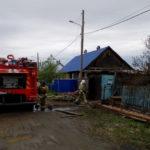 Пожар, вспыхнувший в Североуральске в День России, унес две жизни