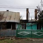 Следственный комитет проводит доследственную проверку по факту гибели в пожаре двух жителей Североуральска