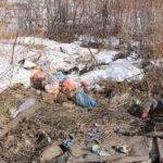 Администрация Североуральска готова потратить на уборку несанкционированных свалок почти 300 тысяч рублей