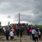 В Североуральске вспомнили погибших в годы Великой Отечественной войны