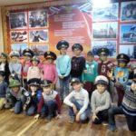 В День защиты детей полицейские пригласили первоклассников в музей североуральского отдела МВД