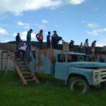Ивдельским школьникам показали работу кинолога ко Дню кинологической службы УИС