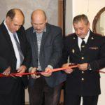 В Североуральске торжественно открыли музей истории полиции