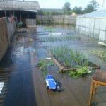 Река в Ивделе вышла из берегов: подтоплены 52 придомовые территории