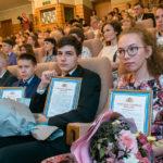 Евгений Куйвашев поздравил выпускников, набравших 100 баллов на ЕГЭ