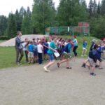 В детском оздоровительном лагере провели День безопасности