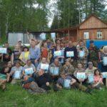 Североуральцы выиграли рыболовные состязания