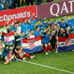 В финале ЧМ-2018 встретятся сборные Хорватии и Франции