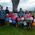 Жители двух улиц села Всеволодо-Благодатское отпраздновали день соседей - вместе с