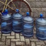 ТЕМА ДНЯ: своевременная поставка воды сорвалась по техническим причинам