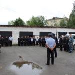 В Североуральске проверили работу участковых уполномоченных полиции