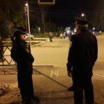 Полиция: праздничные выходные прошли без грубых нарушений. Кражу коньяка и угон
