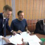 Алексея Навального арестовали на 30 суток за январскую «Забастовку избирателей»