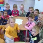 В детских садах начали проводить профилактические беседы