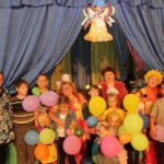 Черемуховцы поздравили ребятишек из Всеволодо-Благодаткого с началом учебного года